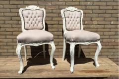 barokstijl fauteuil