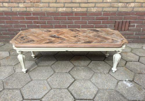 Salon tafel barnwood